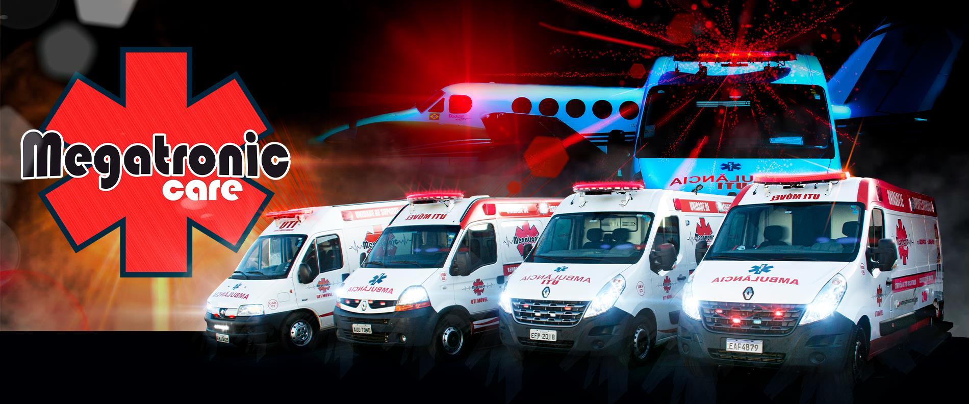 Ambulâncias 24 horas